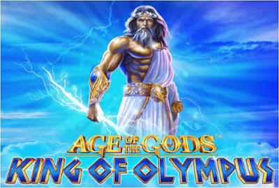 Age of Gods Slot Online