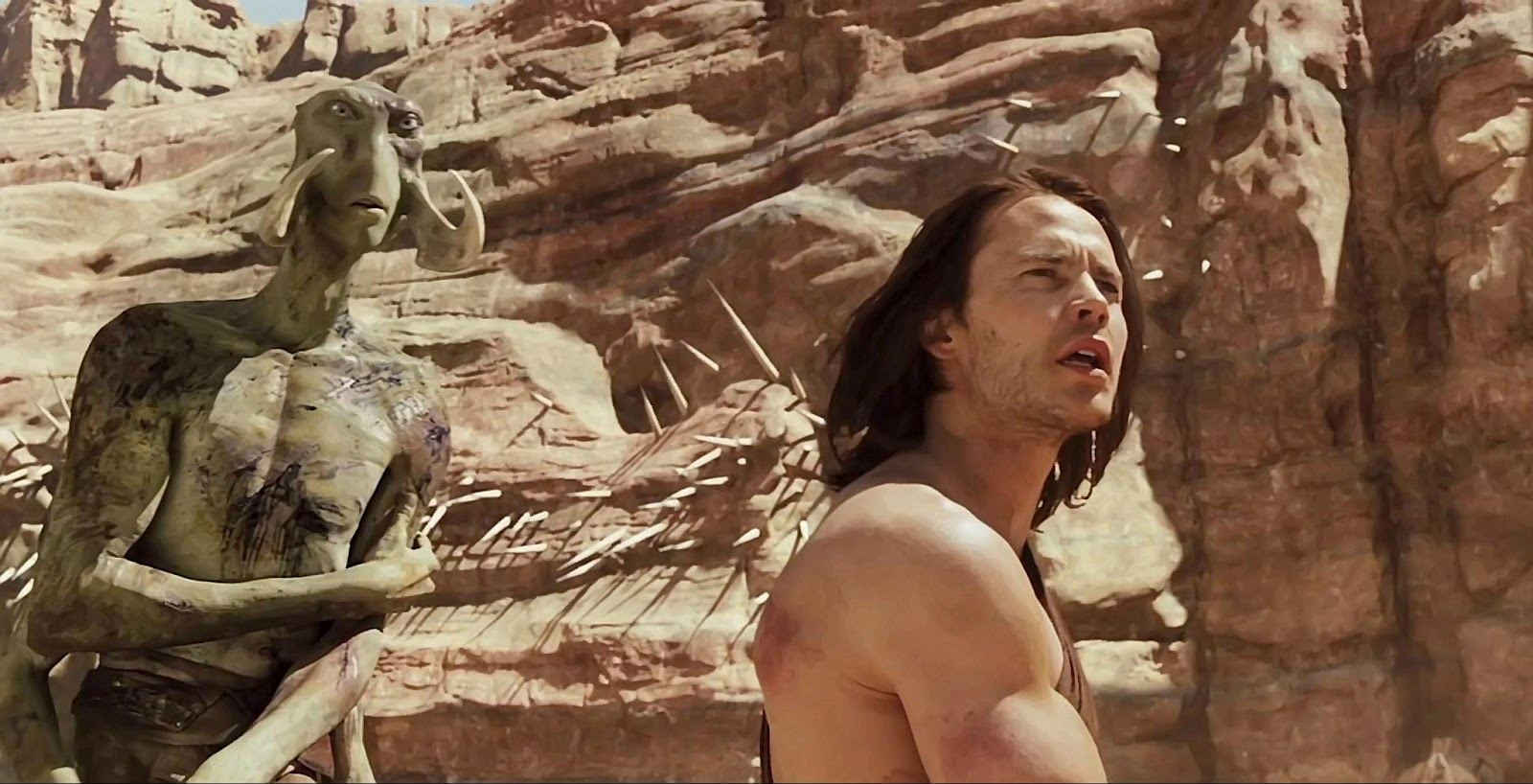 john carter from mars - photo #1