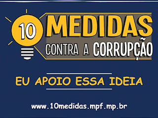 dez medidas mpf