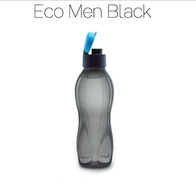 Tupperware Eco Men Black