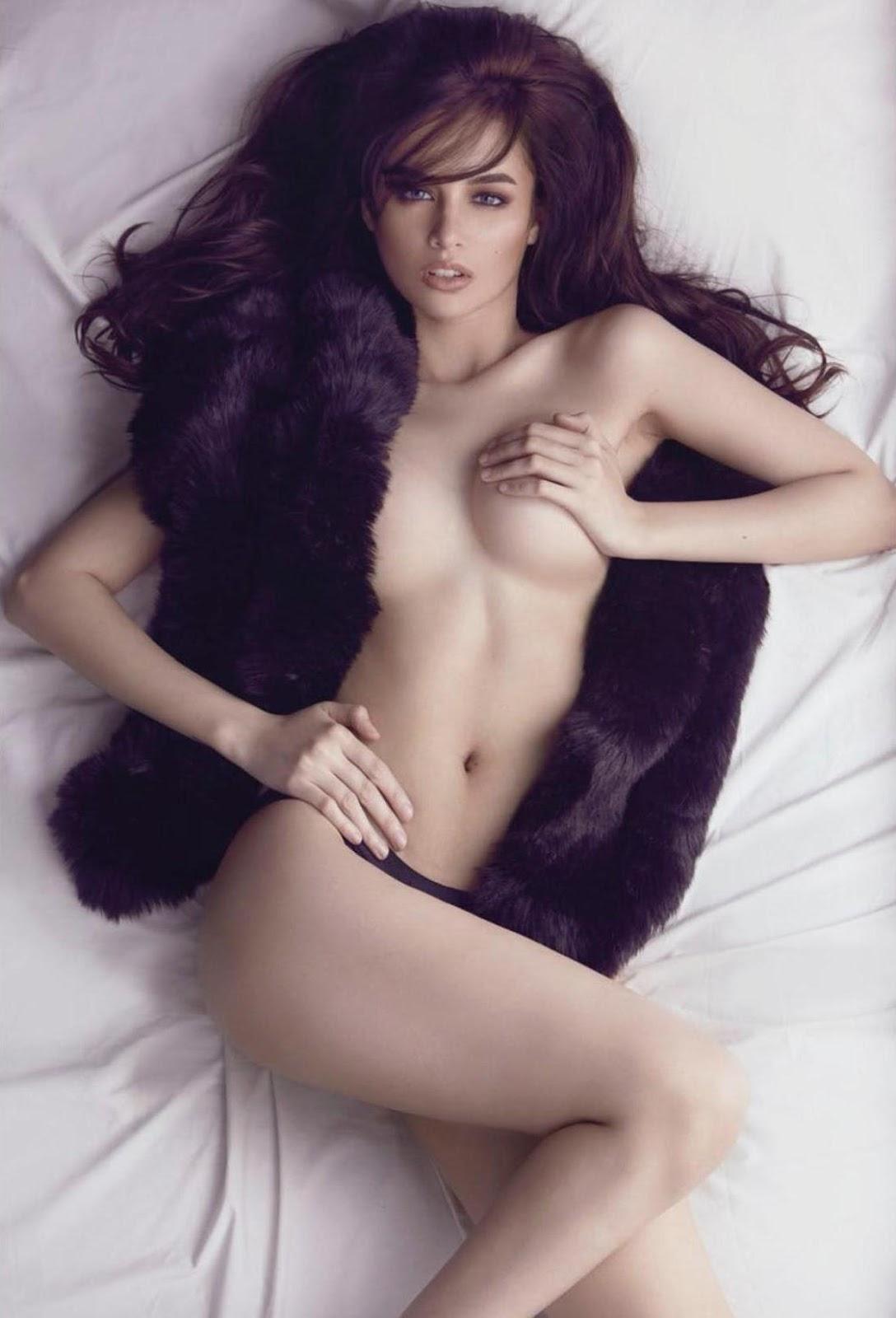 Kim Domingo, FHM Philippines January 2017 Part02