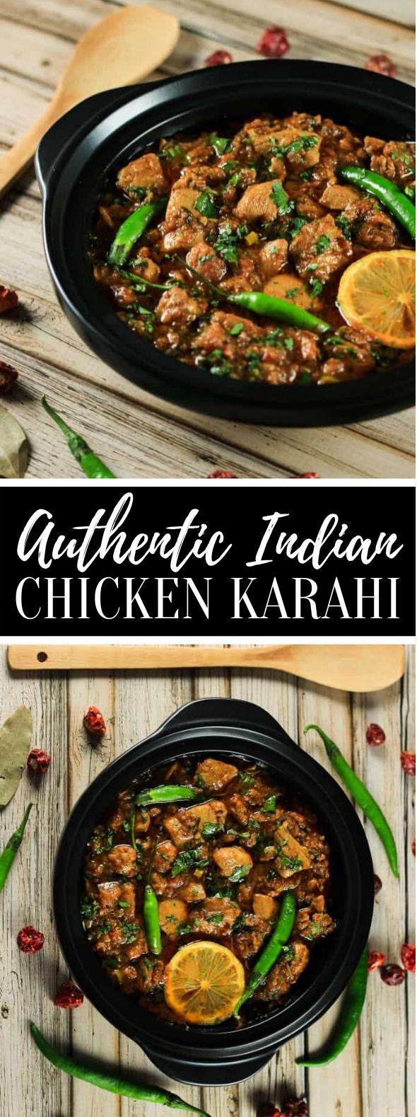 AUTHENTIC CHICKEN KARAHI CURRY #dinner #familyrecipes
