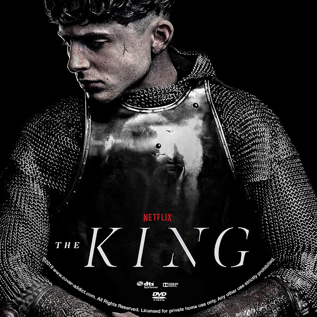The King DVD Cover