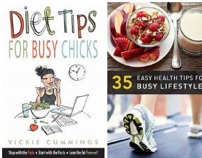 Chế độ ăn uống lời khuyên cho một lịch trình bận rộn