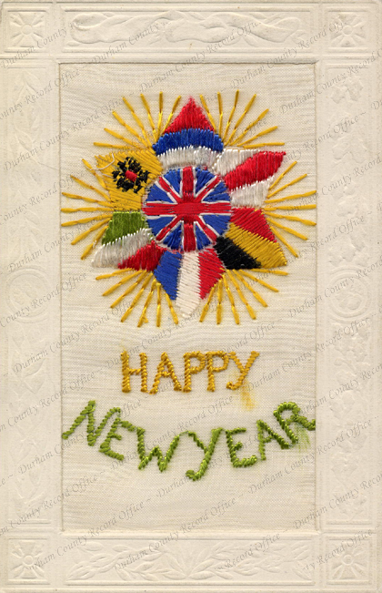 Happy New Year (D/DLI 13/2/161)
