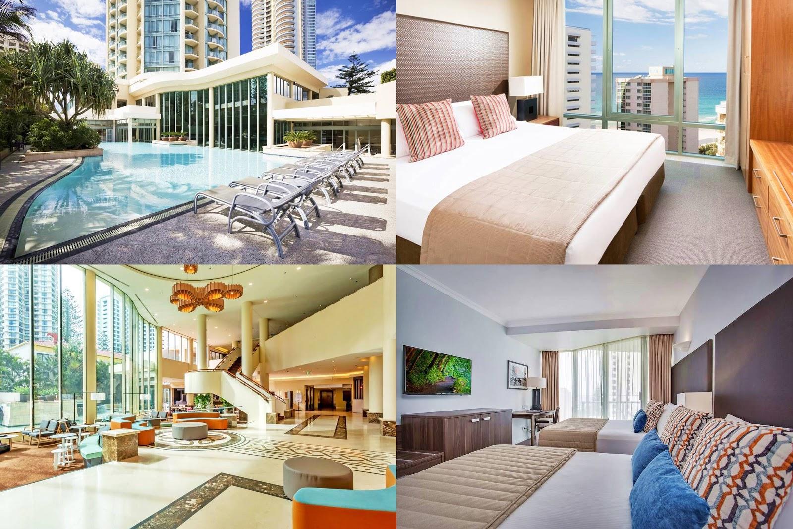 黃金海岸-住宿-推薦-飯店-酒店-旅館-民宿-公寓-曼特拉傳奇酒店-Mantra-Legends-旅遊-澳洲-Gold-Coast-Hotel-Apartment-Australia