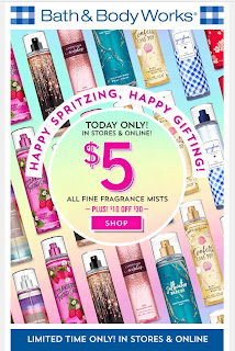 Bath & Body Works | Today's Email - February 8, 2020