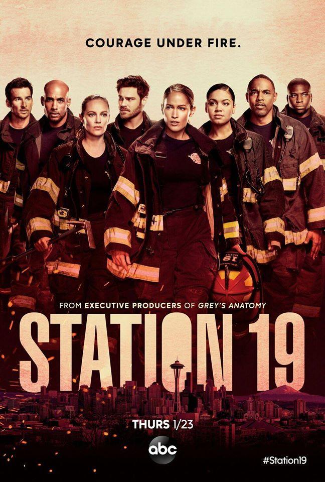 Station 19 Temporada 3 Ingles Subtitulado 720p