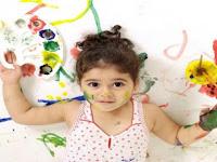 Cara Mengenali Bakat Anak dengan Melukis