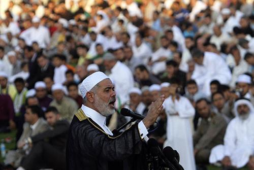 Contoh Khutbah Idul Fitri Singkat 1437 H seperti Rasulullah Dan Terbawa
