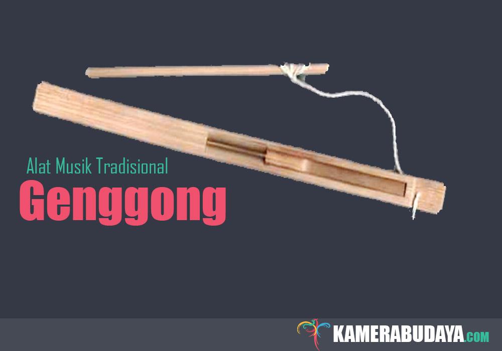 Genggong, Alat Musik Tradisional Dari Bali