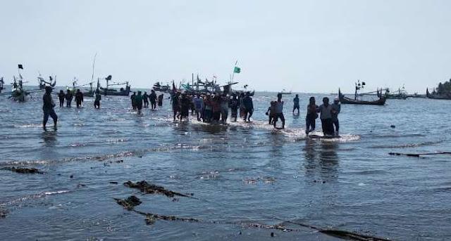 Nelayan Situbondo Tenggelam Usai Tebar Jaring Gondrong