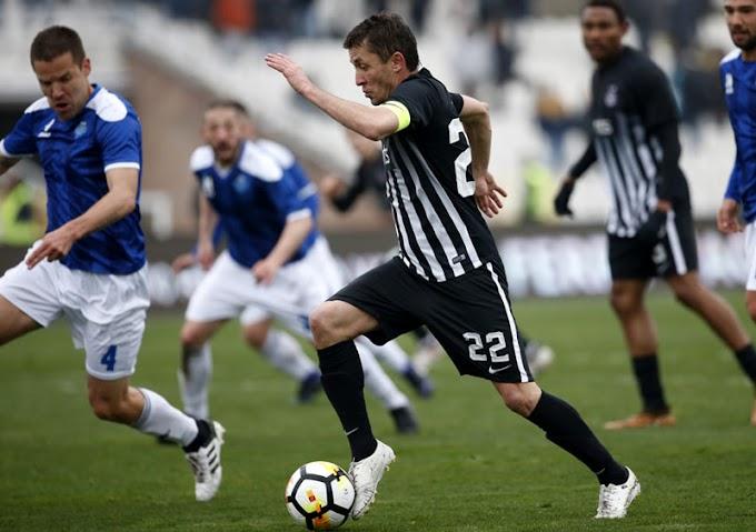Ilić: Ugasio bih se bez fudbala i Partizana!