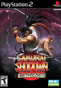 Download Samurai Shodown Anthology CSO PSP PPSSPP