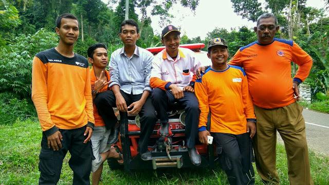 Team Relawan Bencana Jember