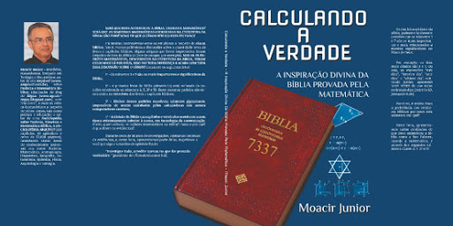 """""""CALCULANDO A VERDADE"""" - LIVRO IMPRESSO"""