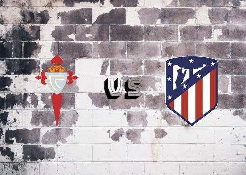 Celta de Vigo vs Atlético Madrid  Resumen