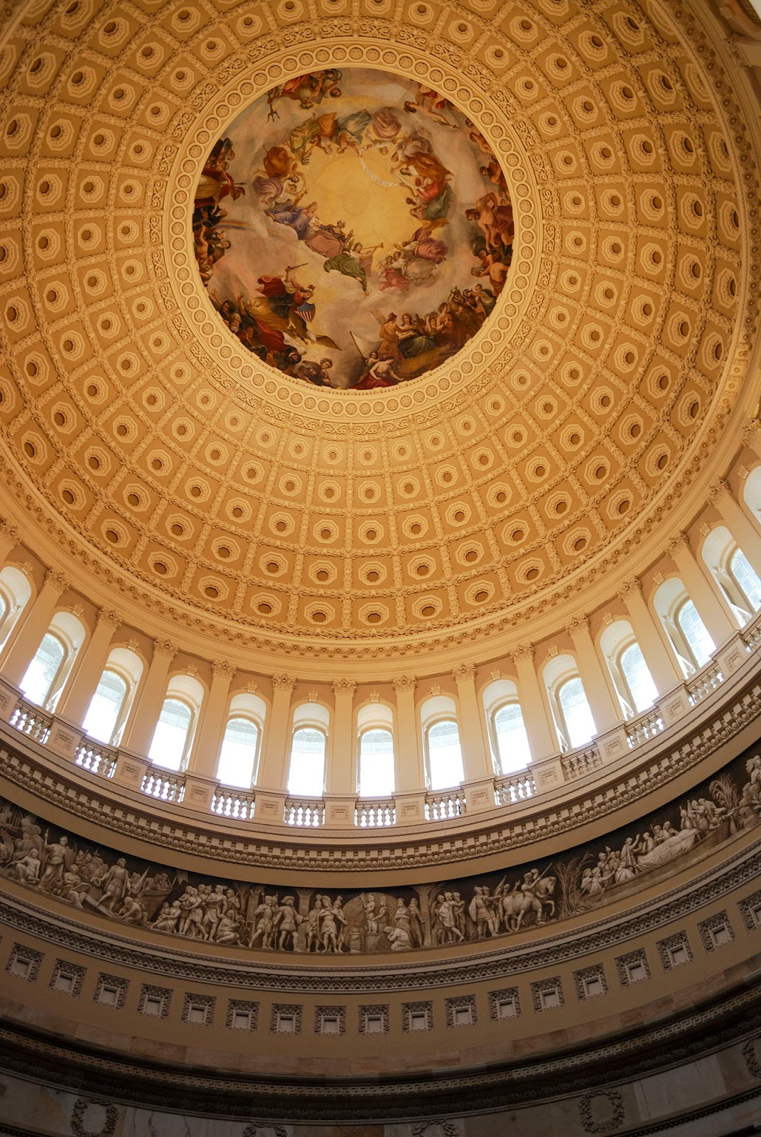 washington dc itinerary guide map capitol tour dome national mall