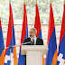 Арцах сегодня ранен, но он стойкий, и имеет поддержку Армении и всего армянства