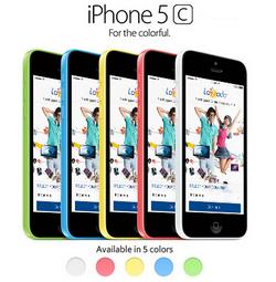 Launching iPhone 5S/ 5C Dan Dapatkan Harga Spesial!