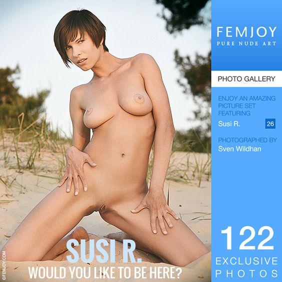 FemJoy - Susi R. - Would You Like To Be Here? - idols