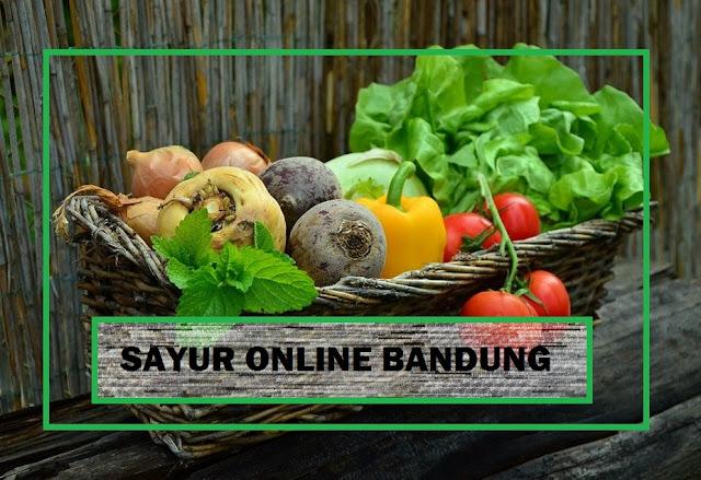 sayur online bandung