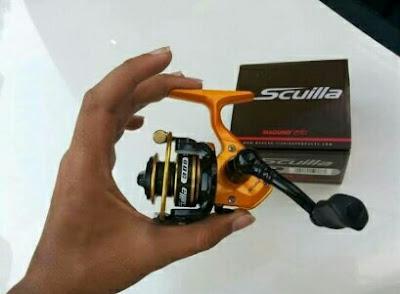 Reel Mini Maguro Scuilla 300