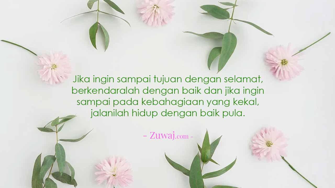 Nasehat hati dan jiwa dalam kehidupan manusia by Zuwaj.com