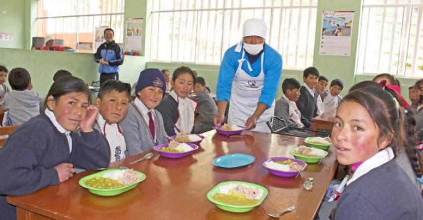 Qali Warma incluye alimentos fortificados para prevenir anemia en próxima compra de alimentos para desayunos y almuerzos escolares - www.qaliwarma.gob.pe