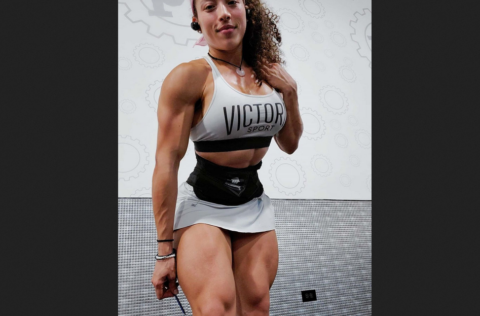 Female Bodybuilding, Important message below