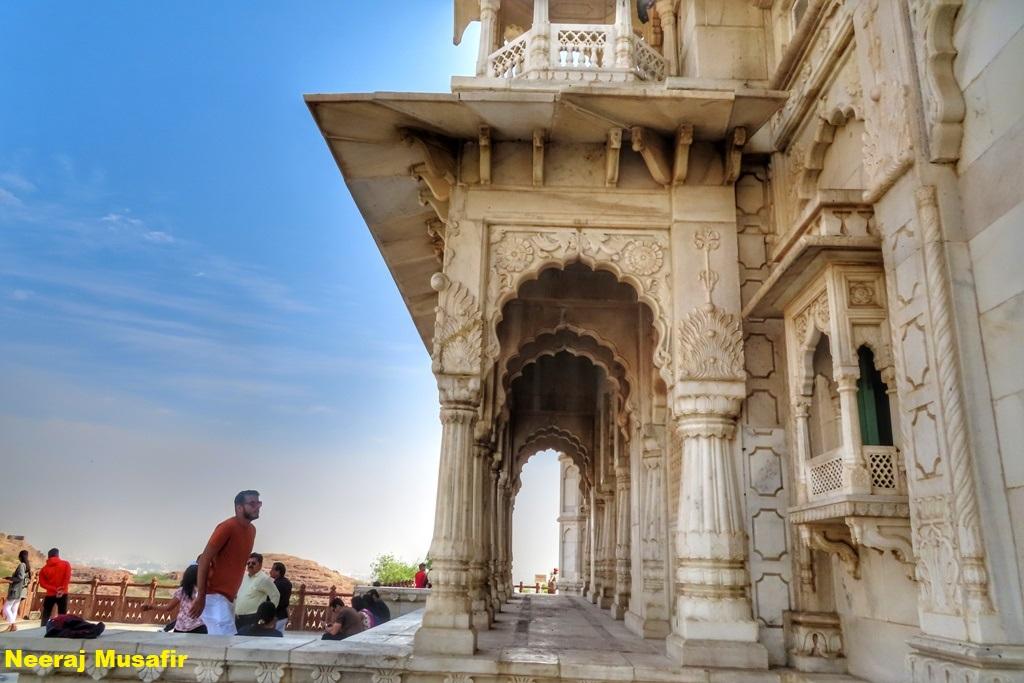 जोधपुर में मेरा मन नहीं लगा