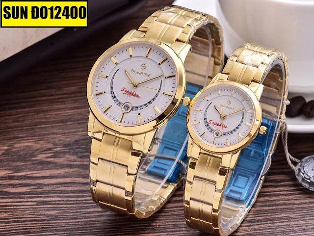 Đồng hồ đeo tay Sunrise Đ012400