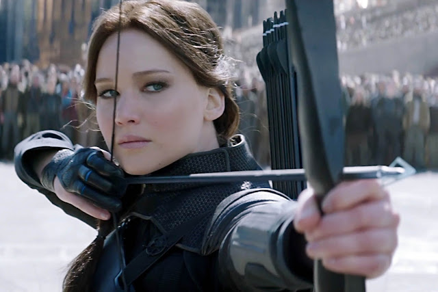 main character in the hunger games