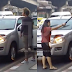 (Video) Padah Keluar Malam Tanpa Izin, Isteri Hayun Parang Pada Suami