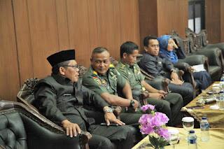 Hasil Keputusan Sementara Dalam Sidang Paripurna Kabupaten Pandeglang Prov.Banten Sebelum Di Tetapkan Oleh Gubernur Banten