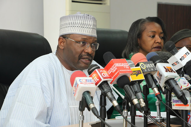 INEC: It's Totally False, Our ICT Director Has Not Resigned