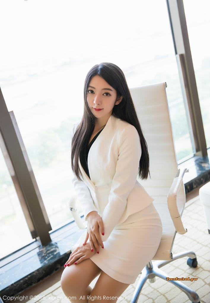 XIUREN No.1209 Xiao Reba Angela MrCong.com 016 wm - XIUREN No.1209: Người mẫu Xiao Reba (Angela小热巴) (52 ảnh)