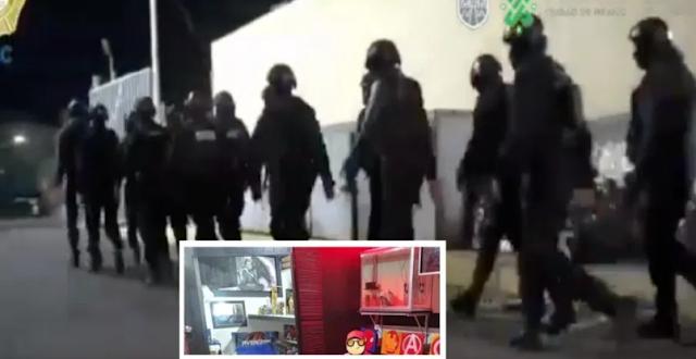 Video: Narquito junior muestra sus lujos en presión y por andar de fanfarrón hasta el tucán se llevaron tras operativo