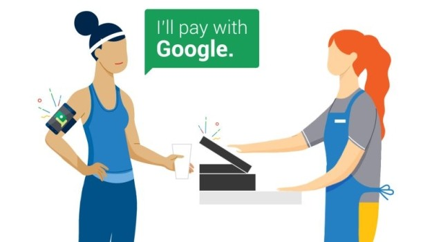 'Pay with Google' makes it easy to pay online with any card tied to your Google account