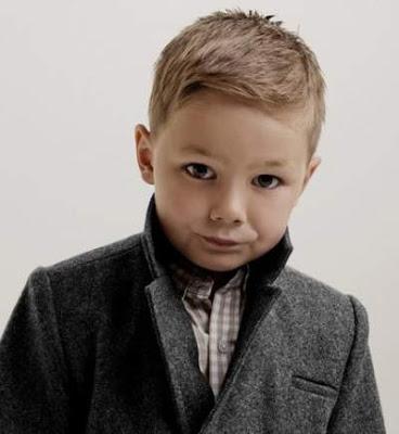 Model Rambut Anak Laki Laki Berambut Tipis