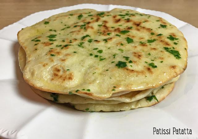 recette de bazlama, recette de pains turc, pains turc, recette turc, pains étrangers, pains à la poêle, pains faciles à réaliser, pains cuits à la poêle, patissi-patatta
