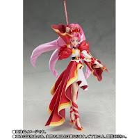 "Pre-order para Scarlet Cure de ""Go! Princess Pretty Cure "" - Tamashii Nations S.H. Figuarts"