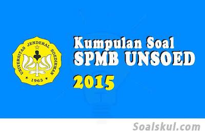 download soal spmb unsoed 2015