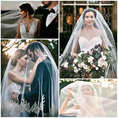 Complementos ideales para el vestido de novia