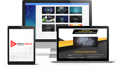 Logiciel n ° 1 - Application Intro Outro Expert