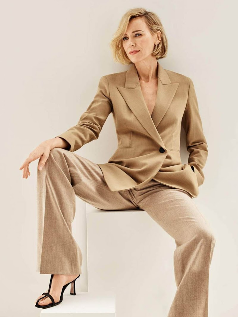 Naomi Watts Clicked For Net-a-porter's Edit Magazine, August 2019
