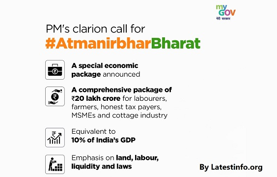Full Details About Atmanirbhar Bharat Abhiyaan 2020
