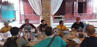 Tim Koalisi Pemantau Independen Gakkum Karhutla Jambi Tuntut Penegakan Hukum Karhutla Dan Deforestasi Hutan Di Provinsi Jambi.