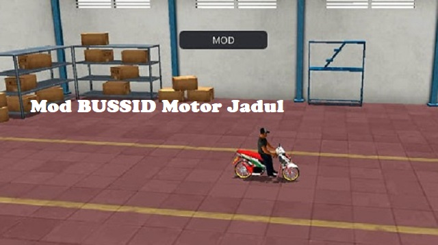 Mod Bussid Motor