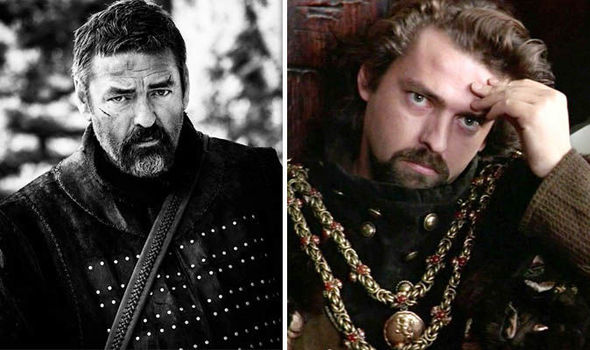 Angus Macfyden protagoniza Robert The Bruce
